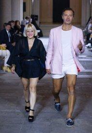 Andrea e Sabina Designers FitMe - FitMe Montecarlo - Monte-Carlo Collection Live Show