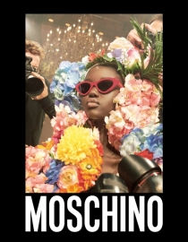 Moschino Spring Summer 2018 Ad Campaign
