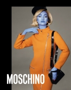 Gigi Hadid - Moschino new advertising campaing - Fall Winter 2018/19 collection