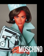 Kaia Gerber  - Moschino new advertising campaing - Fall Winter 2018/19 collection