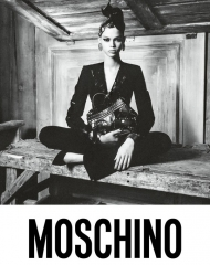 Moschino FallWinter 2017/18 Adv Campaign B-Pocket bag