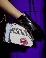 Moschino Fall Winter 2018 backstage