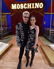 Billy Idol and China Cow