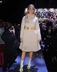 Valentina Ferragni . Moschino special guests