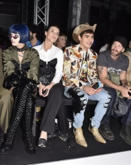 Moschino Front row