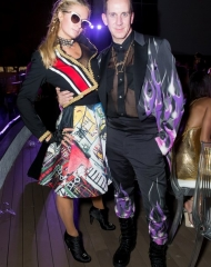 Paris Hilton, Jeremy Scott