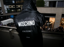 Moschino Party with Gue Pequeno