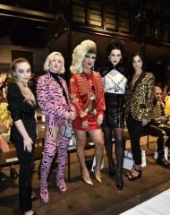 Sabrina Carpenter, Zara Larsson, Jodie Harsh, Violet Chachki, Leigh Lezark