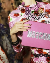 Moschino Backstage