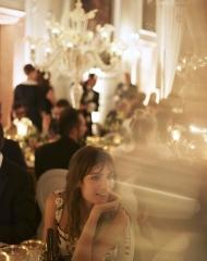 Chanel Mostra di Venezia Last Year at Marienbad Alma Jodorowsky wore Chanel
