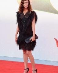 Chanel Mostra di Venezia Last Year at Marienbad Anna Mouglalis wore Chanel