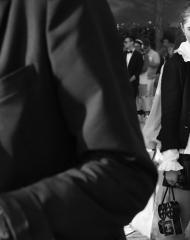 Chanel Mostra di Venezia Last Year at Marienbad Raffey Cassidy