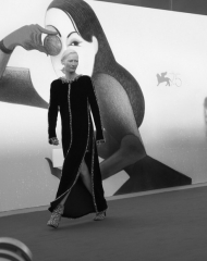Chanel Mostra di Venezia Last Year at Marienbad Tilda Swinton