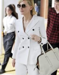 Cate Blanchett in Armani Eyeware   SGP