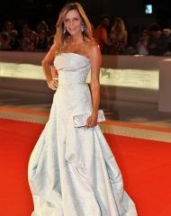Eliana Miglio wore Vivienne Westwood Couture