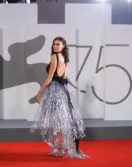 Martina Panagia wore EllemenTi