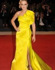 Carolina Crescentini wore Vivienne Westwood