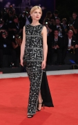 Clemence Poesy wore Chanel at 75th Venice International Film Festival