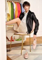 Greta Ferro My Tod's Closet