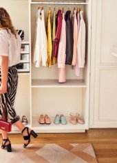 Carolina Crescentini My Tod's Closet