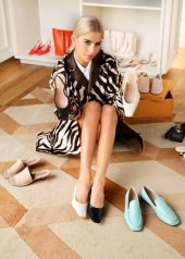 Caroline Daur My Tod's Closet