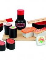 Wood n play sushi set