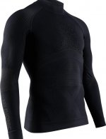 X-Bionic EA Shirt Turtle Neck black
