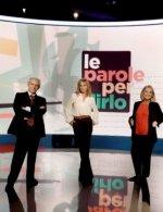 """Noemi Gherrero, Valeria Della Valle e Giuseppe Patota """"Le parole per dirlo"""" foto iwan"""