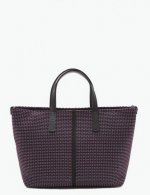 "Carlia-Velvet-Tweed-Prugna - Nosetta Fall Winter 2020/21 ""bags"" collection"
