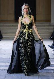 Wafa Idrissi Oriental Fashion Show