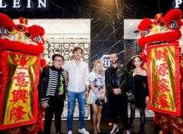 (L-R) Dato_ Lua Choon Hann, Ennio Fontana, DJ Hyo, Philipp Plein, Fiona Xie
