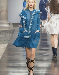 Philosophy di Lorenzo Serafini Spring Summer 2018 women's Collection