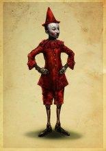 Pinocchio . Massimo Cantini Parrini