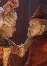 Pinocchio e Colombina . Foto Greta De Lazzaris