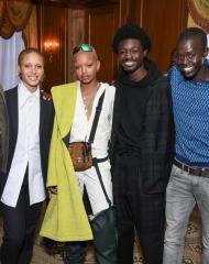 Wilson Oryema;Adwoa Aboah;Slick Woods;King Owusu;Alpha Dia;Jaha Dukureh