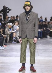 Pirelli - Junya Watanabe for the Autumn Winter 2020 collection