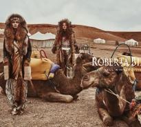 The heat of Marrakech through Nima Benati\'s lens