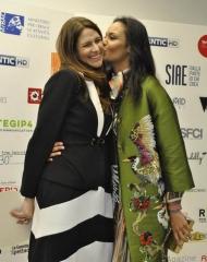 Janet De nardis e Stella Jean