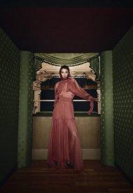 "Romeo Gigli Spring Summer 2021 ""Fleurs en soie"" collection"