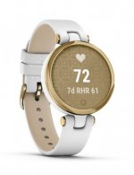 Garmin lei Lily Classic Gold White Leather