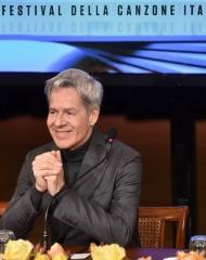 Claudio Baglioni in Ermanno Scervino