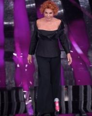 Orenlla Vanoni in Antonio Riva Milano . Sanremo 2018
