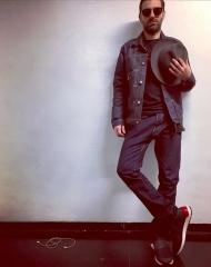 Patrick Benifei . Alberto Guardiani Onesoul sneakers
