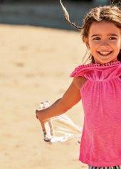 Sarabanda Girl | Daywear style denim & colore