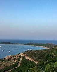 Panoramica Punta Est Capo Coda Cavallo
