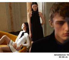 Shanghai Tang SS18 Campaign draft