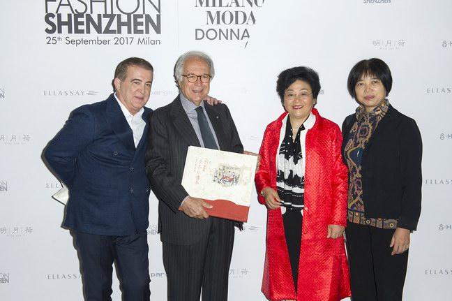Francesco Fiordelli, Paolo Panerai, Shen Yongfang, Su Pauline