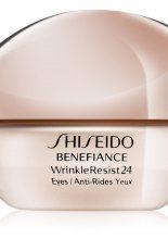 Shiseido Benefiance . wrinkleresist 24 intensive . eye contour cream . crema occhi intensa antirughe