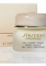 Shiseido Concentrate eye wrinkle cream . crema antirughe contorno occhi