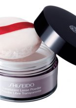 Shiseido makeup translucent loose powder . cipria trasparente in polvere
